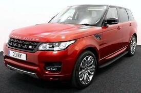 2015(64) RANGE ROVER SPORT 3.0 SDV6 HSE DYNAMIC ~ PANORAMIC ROOF ~ £5000 OPTIONS