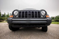 2006 Jeep Liberty Sport CRD Diesel, First Owner & No Accidents;
