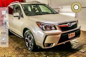 2015 Subaru Forester 2.0XT Limited at