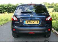 2011 Nissan Qashqai 1.5 DCI N-TEC HATCHBACK Diesel Manual