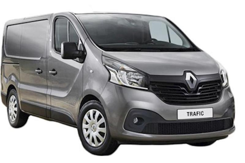 New Renault Trafic SWB Business+ £191 per Month *Finance Available*