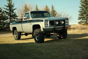 1985 GMC K1500 pickup