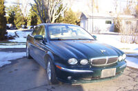 2003 Jaguar X-TYPE 2,5 Berline