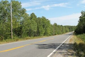 Land for Sale, Aldersville near New Ross on Hwy 12