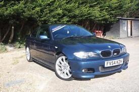 BMW 3 SERIES 320CI M SPORT, Blue, Auto, Petrol, 2004