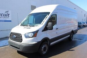 """Ford Transit Cargo Van T-250 148"""" **  High Roof ** 2015"""