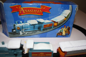 Anastasia Train Set