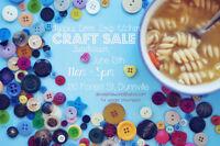 Agape's Door Craft Sale