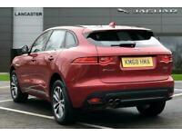 2018 Jaguar F-Pace R-SPORT AWD Auto Estate Diesel Automatic