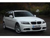 2012 BMW 3 SERIES 318D M SPORT TOURING ESTATE DIESEL