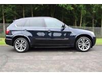 2011 11 BMW X5 3.0 XDRIVE30D M SPORT 5D AUTO 241 BHP DIESEL