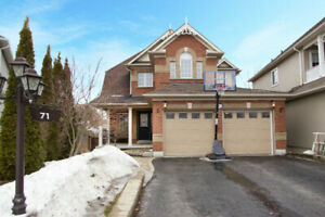 OPEN HOUSE APRIL 27TH & 28TH 2-4PM! 71 LAKING DR, NEWCASTLE!