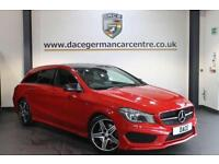 2015 R MERCEDES-BENZ CLA 2.0 CLA250 4MATIC ENGINEERED BY AMG 5DR 208 BHP