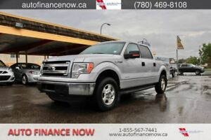2013 Ford F-150 crew cab 4X4 REDUCED $176 biweekly INSPECTED