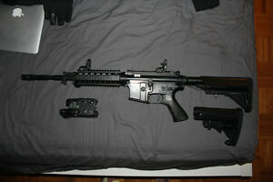 G&G M4 COMMANDO (AIRSOFT)