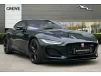2021 Jaguar F-Type P450 R-Dynamic AWD Auto Coupe Petrol Automatic
