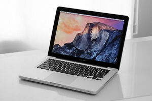 """Macbook Pro 13"""" 2011 with Super fast SSD"""