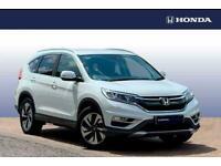 2016 Honda CR-V 1.6 i-DTEC SR 5-Door Auto Estate Diesel Automatic