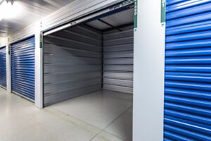 DOWNSIZING? We have the solution for you.. STORAGE.