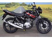 Yamaha YBR125 Custom **Centre Stand, Learner Legal, Back Rack**