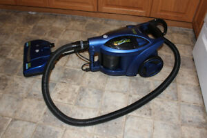 Dirt Devil Vision Bag-less Canister Vacuum with Power Head