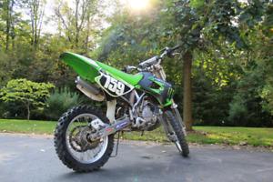 2005 Kawasaki kx 85