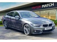 2019 BMW 4 Series 430I GRAN COUPE M SPORT AUTO Coupe Petrol Automatic