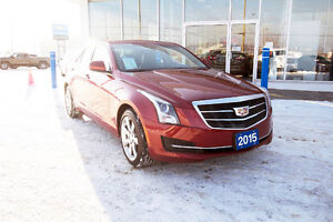 Cadillac ATS Sedan Lease Take-Over