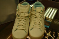 Puma Alexander McQueen Mid Step White Sneakers size US9 RRP $240