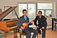 Great Bollywood and Indian Music duo for weddings and parties!