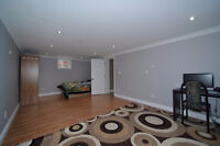 Newly-renovated basement apartment for rent from Nov 1st