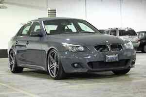 2008 BMW 5-Series 550i M Package