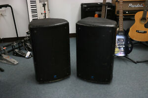 **2PC** Yorkville NX550P Speakers