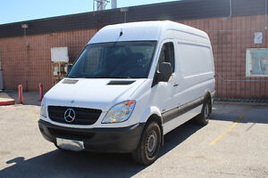 2011 Mercedes-Benz Sprinte Van $19,885 call approved
