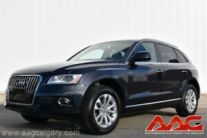 2017 Audi Q5 ONLY 1,900KM PROGRESSIV 4 YEARS AUDI CARE