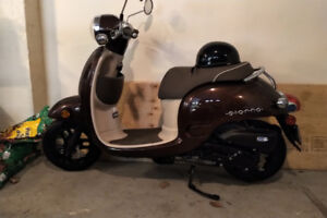 50cc Honda Giorno Scooter - Great for around town!