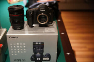 Canon 5D Mark III & accessories  for sale