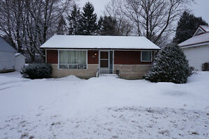 ***TWO BEDROOM IN CORE OF PORT ELGIN. GREAT LOT***