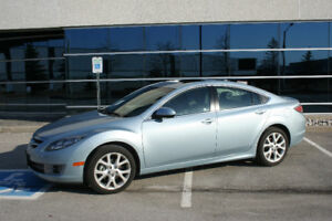 2009 Mazda6 GT ; Original owner, well maintained!