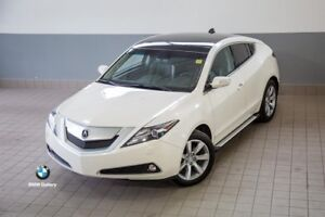 2010 Acura ZDX 6sp at