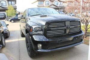 2015 Dodge Ram 1500 Limited Edition Black Express Model 4X4