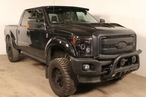 Ford Super Duty F-350 SRW ** BLACK OPP EDITION ** 2015