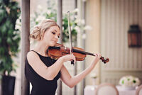 Looking for a live musician for your wedding ceremony?