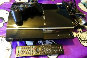 PS3 and remote