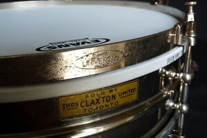 Ludwig Universal Snare 14 X 4 Vintage 1920's
