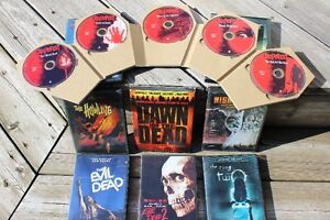 9  HORROR DVD MOVIES  ALL FOR ONLY $18.00 London Ontario image 2