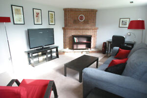 IR Welcome. Modern, Classy, West End One Bedroom Avail. Aug. 1st