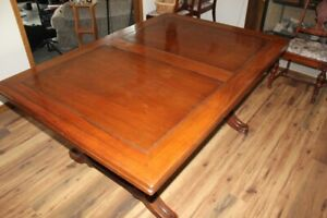 Dining Table made in Canada