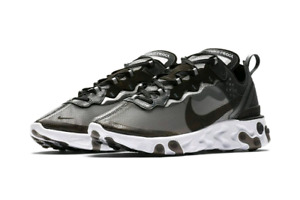Nike React Element 87 Anthracite Black (pick up only)