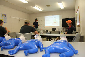 Public First Aid, CPR & AED Course Windsor Region Ontario image 4